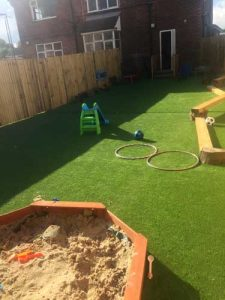 mexborough-day-nursery-outside-play-area-entrance